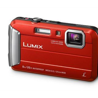 Panasonic Lumix Tough Digital Waterproof Camera
