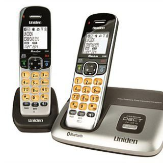 Uniden Bluetooth Cordless Phone Twin Pack