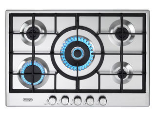 75CM 5 BURNER SLIMLINE GAS COOKTOP