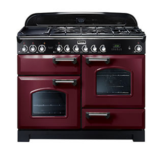 FALCON CLASSIC DELUXE 110 Duel Fuel Cranberry