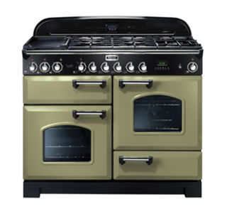 FALCON CLASSIC DELUXE 110 Duel Fuel Olive