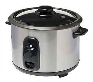 Sheffield Rice Cooker with Steamer