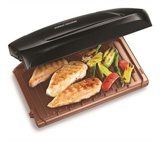 George Foreman Easy To Clean Grill