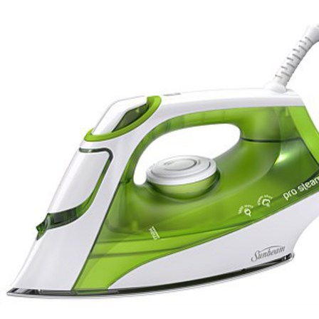 Sunbeam Pro Steam Polished Iron