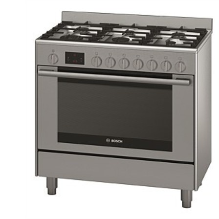 Bosch Freestanding Oven With Gas Cooktop Newbolds Appliances