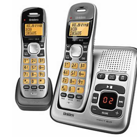Uniden Cordless Phone Twin Pack