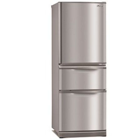 Mitsubishi Electric 375L Connoisseur Two Drawer Refrigerator