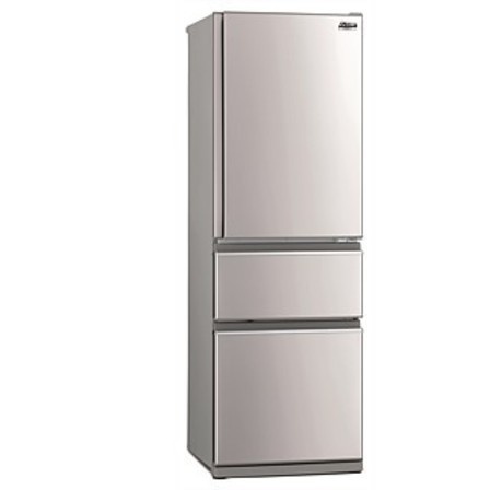 Mitsubishi Electric 402L Connoisseur Two Drawer Refrigerator
