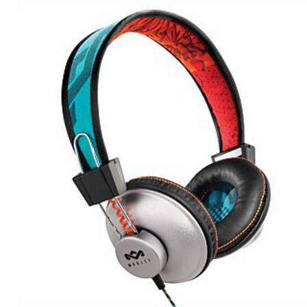 Marley Positive Vibration On-Ear Headphones