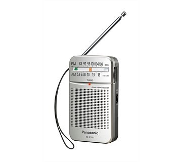 Panasonic Pocket Radio