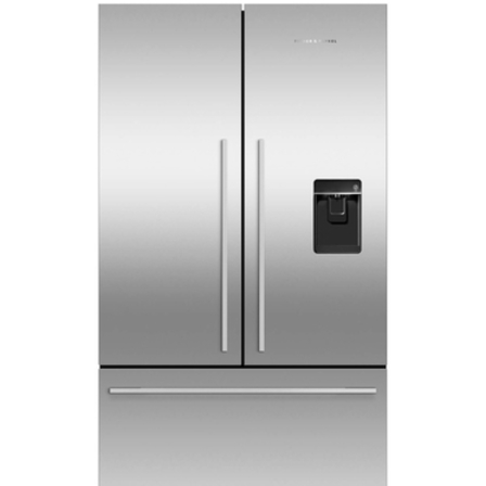 F&P ActiveSmart™ Fridge - 900mm French Door with Ice & Water 614L