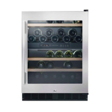F&P Wine Cabinet Slide-In - 32 Bottle Dual Zone