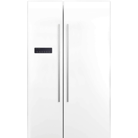 F&P Side by Side Fridge - 910mm 628L