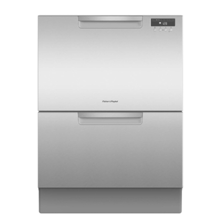 F&P Double DishDrawer™ Dishwasher, 14 Place Settings