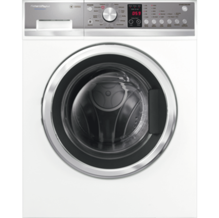 F&P Front Loader Washing Machine, 8.5kg WashSmart™