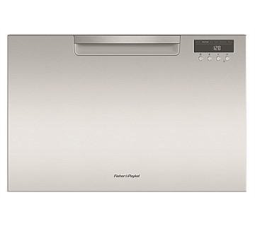 F&P Single DishDrawer™ Dishwasher, 7 Place Settings, Sanitise