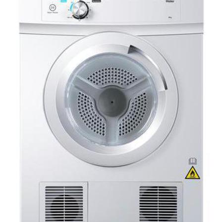Haier Sensor Vented Dryer
