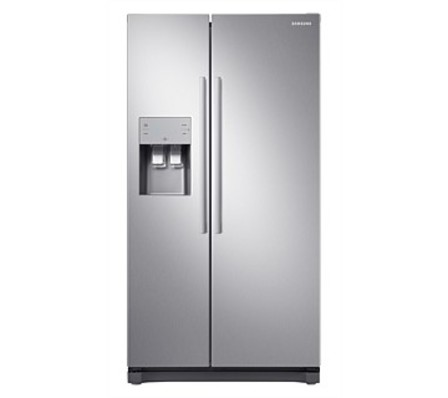 Samsung 556L Ice & Water Side By Side Refrigerator