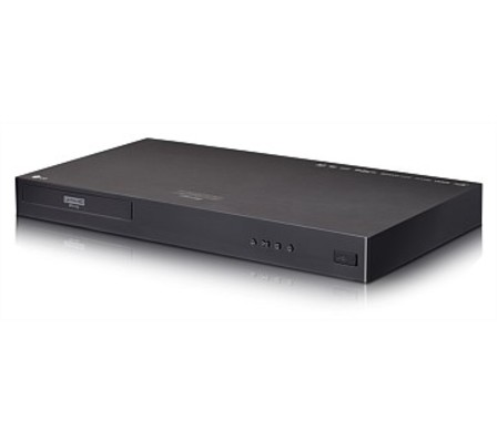 LG 4K UHD Blu-Ray Player