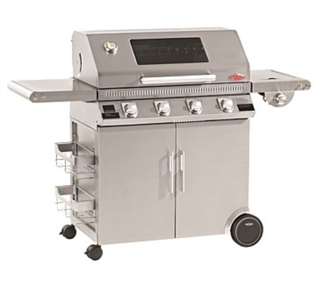 BeefEater Discovery 1100S Mobile BBQ & Trolley