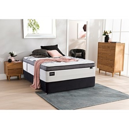 SleepMaker Prestige Lavish Bed Californian King Split Base Medium