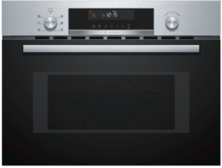 Bosch Stainless Steel Built-in Microwave