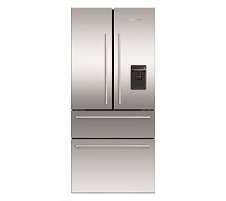Fisher & Paykel 523L French Door Ice & Water Refrigerator