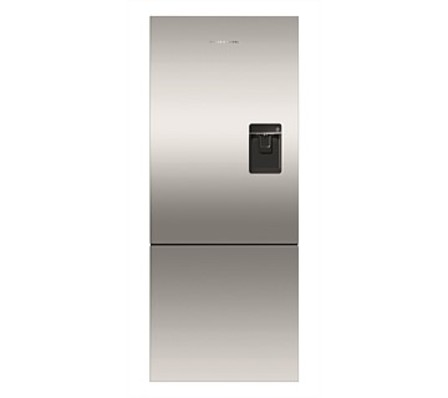 Fisher & Paykel 442L Ice & Water Bottom Mount Refrigerator