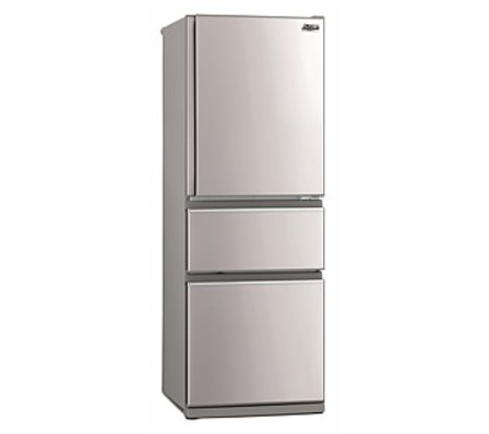 Mitsubishi Electric 370L Connoisseur Two Drawer Refrigerator
