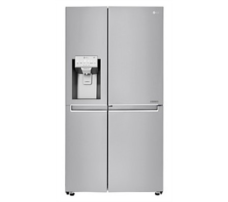 LG 665L Side By Side Fridge Freezer