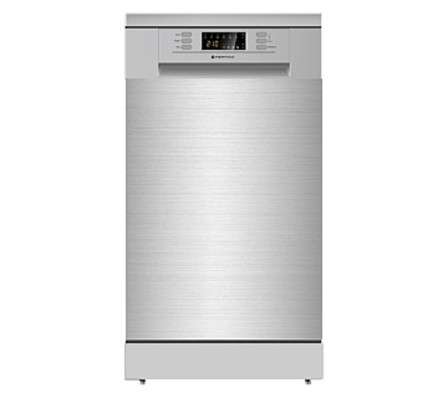 Parmco Stainless Steel Economy Dishwasher, Slim 450mm