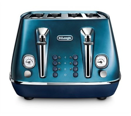 Delonghi Distinta Flair 4 Slice Toaster