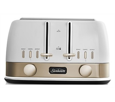 Sunbeam New York 4 Slice Toaster
