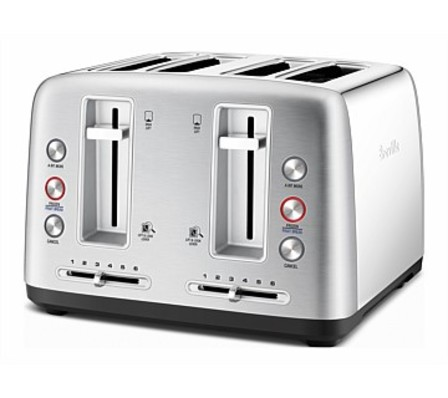 Breville The Toast Control 4 Slice Toaster