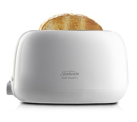 Sunbeam Cool Touch 3 2 Slice Toaster