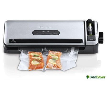 Foodsaver Controlled Seal