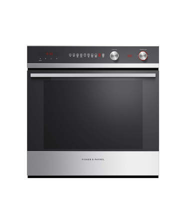 Fisher & Paykel Brushed Stainless Steel 60cm Built-in Oven