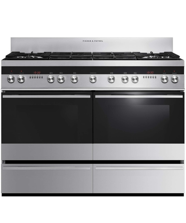 Fisher & Paykel Freestanding Cooker, 120cm
