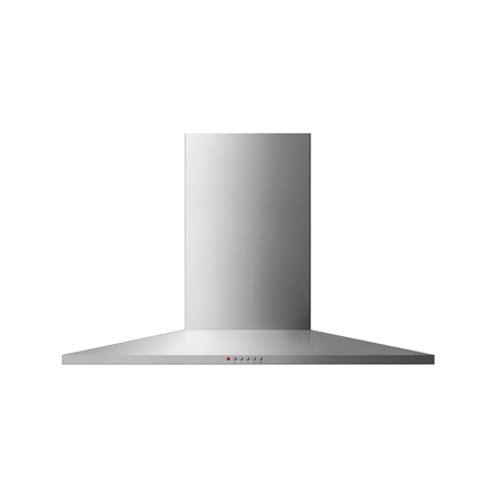 Fisher & Paykel Wall Canopy Chimney Rangehood, 90cm