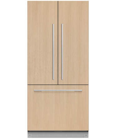 Fisher & Paykel Integrated French Door Refrigerator, 800mm