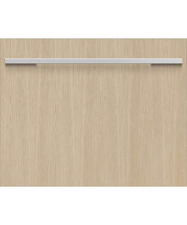Fisher & Paykel Integrated Single DishDrawer, 7 Place Settings