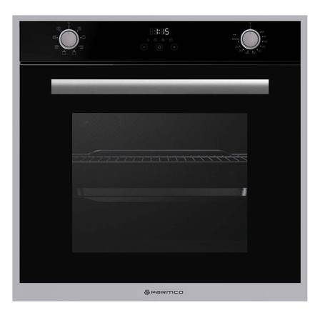 Parmco 600mm 70L Oven, Stainless Steal 8 Function