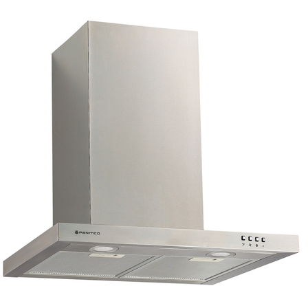 Parmco 600mm Canopy Slim Box, Stainless Steel, LED