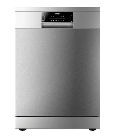 Haier Stainless Steel Dishwasher - 13 Place Settings