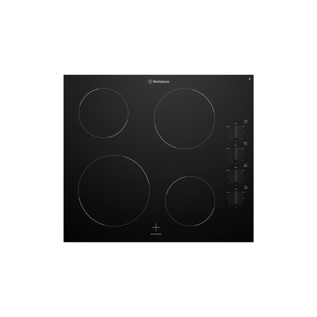 Westinghouse 60cm 4 Zone Ceramic Cooktop